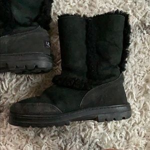 Ugg Sundance Black Boot